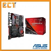 Asus ROG Maximus IX Apex 1151 Socket 6 PCI-E Slot Extended ATX Form Factor Motherboard