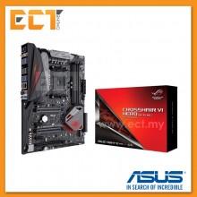 Asus ROG Crosshair VI Hero AM4 Socket 7 PCI-E Slot ATX Form Factor Motherboard
