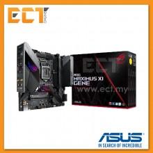 Asus ROG Maximus XI Gene 1151 Socket 2 PCI-E Slot Micro ATX Form Factor Motherboard