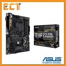 Asus TUF X470-Plus Gaming AM4 Socket 6 PCI-E Slot ATX Form Factor Motherboard