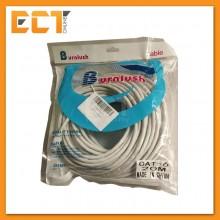 Burnlush RJ45 CAT6 Network System LAN Cable - 20m