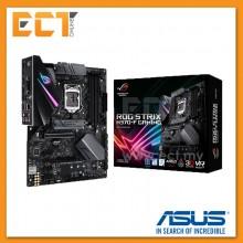 Asus ROG Strix H370-F Gaming 1151 Socket 6 PCI-E Slot ATX Form Factor Motherboard