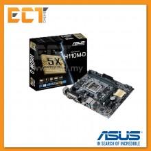 Asus H110M-D 1151 Socket 3 PCI-E Slot Micro ATX Form Factor Motherboard