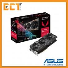 Asus ROG Strix RX VEGA64 OC Edition 8GB Graphics Card With Aura Sync RGB