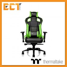 Thermaltake GT Fit GC-GTF-BGMFDL-01 Gaming Chair - Green