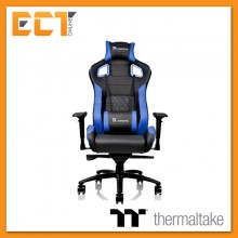 Thermaltake GT Fit GC-GTF-BLMFDL-01 Gaming Chair - Blue
