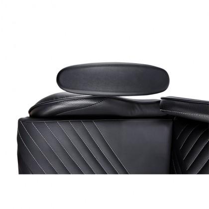 Tesoro Zone Speed F700 Gaming Chair - Black/White/Red