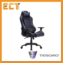 Tesoro Zone Balance F710 Gaming Chair - Black/White/Red