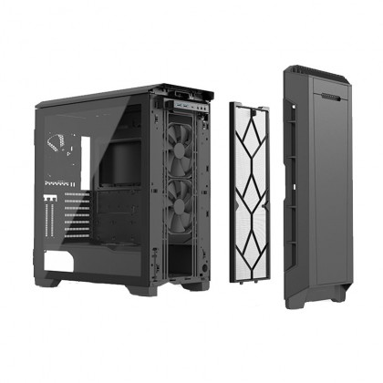 (Pre Order) Phanteks ECLIPSE P6005 Chassis - Black/Grey/White