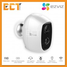 Ezviz C3A 1080P Wire-Free Battery Security Camera CCTV (CS-C3A-A0-1C2WPMFBR)