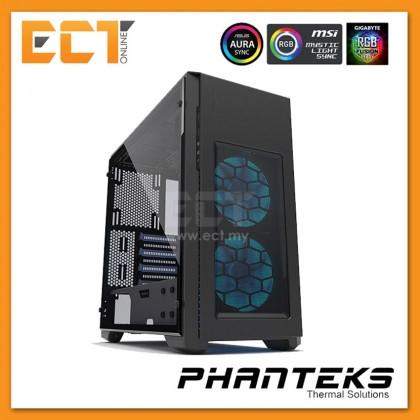 (Pre Order) Phanteks ENTHOO PRO M Tempered Glass - Black+White SE (RGB)