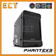 (Pre Order) Phanteks ENTHOO EVOLV ITX Tempered Glass - Black/BlackRed