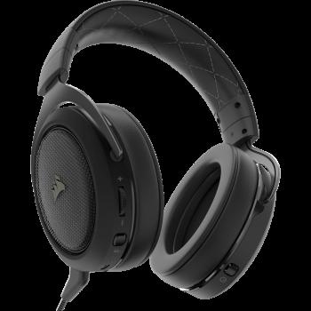 Corsair HS70 7.1 Surround Wireless Gaming Headset - Carbon/White