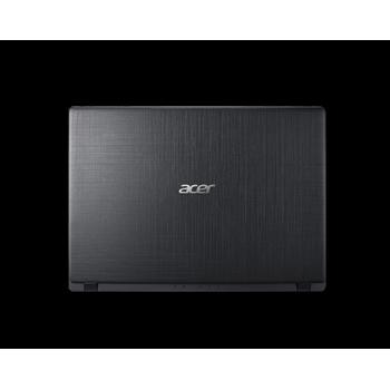 """Aspire 3 A314-33-P918 Laptop (N5000 2.70GHz,500GB,4GB,14""""HD,Intel,W10) - Black"""