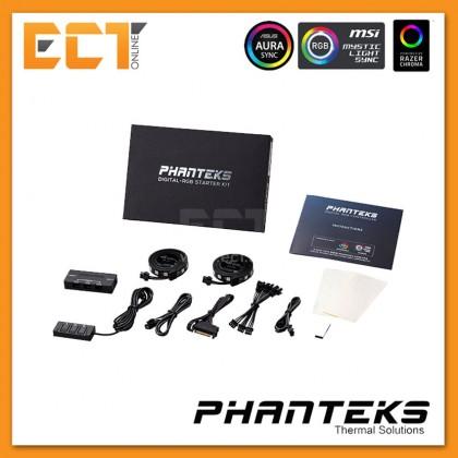 (Pre Order) Phanteks Digital RGB LED Starter Kit