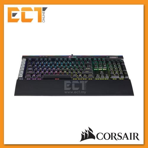 7883e6193b7 Corsair K95 PLATINUM Mechanical Gaming Keyboard - Cherry® MX Speed/Brown  Switch. 5% off