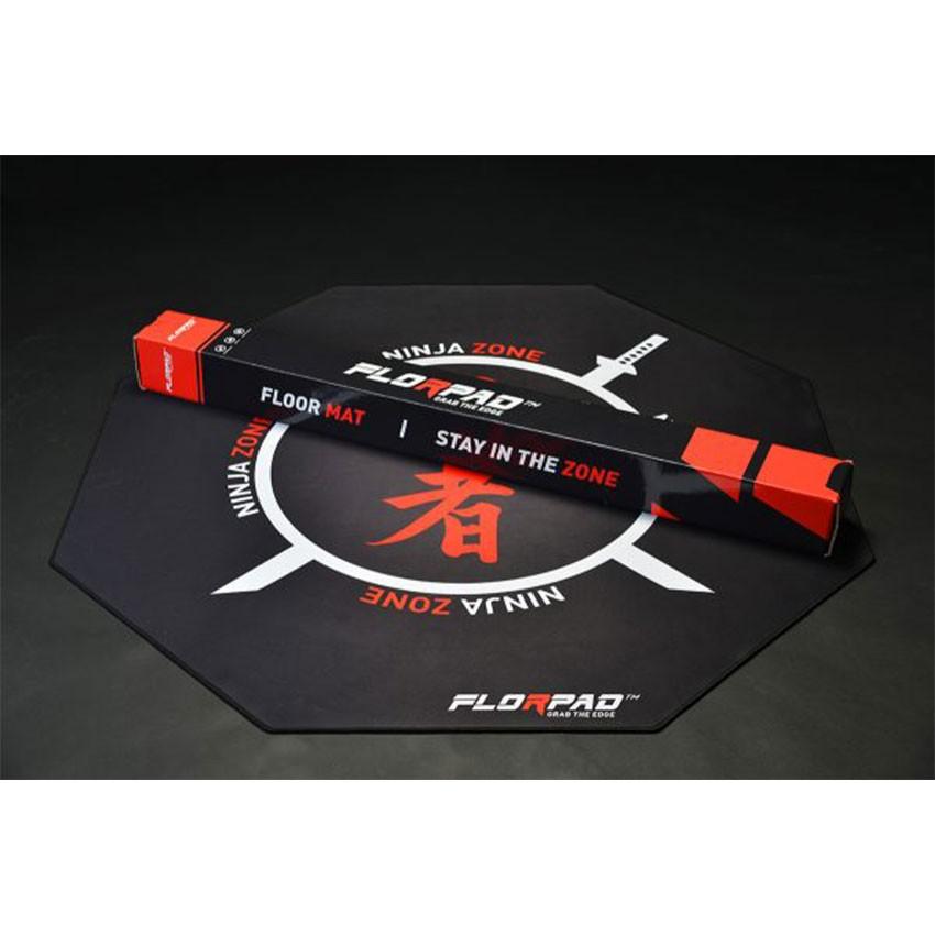 Gaming Chair Floor Pad: Florpad Ninja Gaming Chair Floor Pad