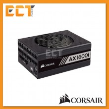 Corsair AXi Series AX1600i 1600W 80 PLUS Titanium Digital ATX PSU