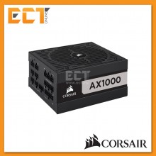 Corsair AX Series AX1000 1000W 80 PLUS Titanium Certified Fully Modular PSU