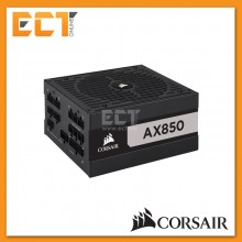 Corsair AX Series AX850 850W 80 PLUS Titanium Certified Fully Modular PSU