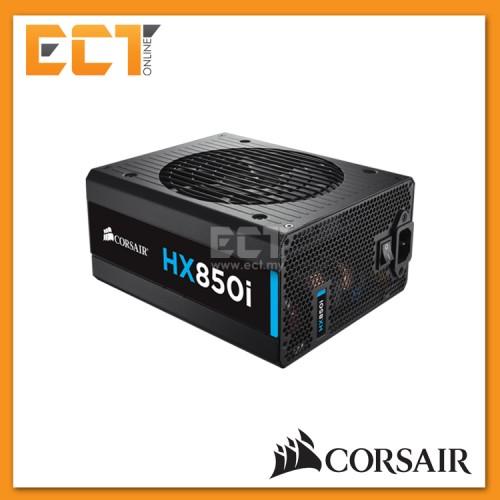 Corsair HXi Series HX850i High-Performance 850W 80 PLUS Platinum Certified  PSU