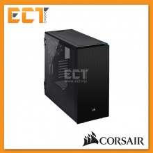 Corsair Carbide Series 678C Low Noise Tempered Glass ATX Case - Black/White