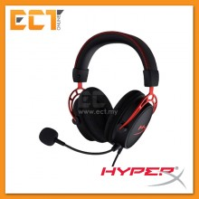 HyperX CLOUD ALPHA Gaming Headset - Red