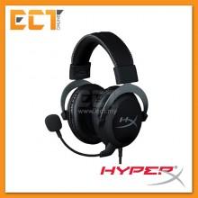 HyperX CLOUD II Gaming Headset - Gun Metal/Red