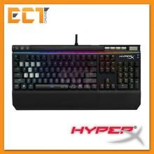 HyperX Alloy Elite RGB Gaming Keyboard - Red,Blue,Brown