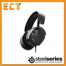 SteelSeries Arctis 3 Gaming Headset 2019 Edition - Black/White