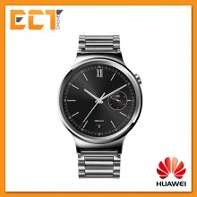 Huawei Stainless Steel Case with Stainless Steel Link Bracelet Smart Watch  (HUA-HWATCHG00SL)