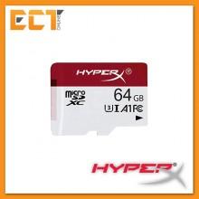 HyperX Gaming microSD Card 64GB