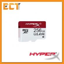 HyperX Gaming microSD Card 256GB