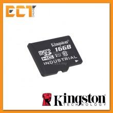 (Pre-Order) Kingston Industrial Temperature microSD UHS-I 16GB