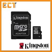Kingston 8GB MicroSDHC Card Class 4