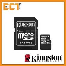 Kingston 16GB MicroSDHC Card Class 4