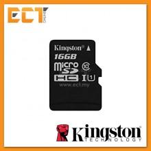 Kingston 16GB Canvas Select microSDHC Class10 UHS-I U1
