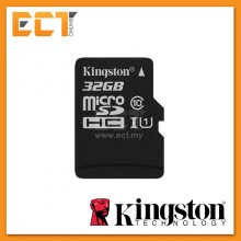Kingston 32GB Canvas Select microSDHC Class10 UHS-I U1
