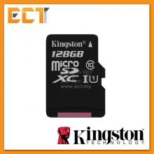 Kingston 128GB Canvas Select microSDHC Class10 UHS-I U1