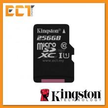 Kingston 256GB Canvas Select microSDHC Class10 UHS-I U1