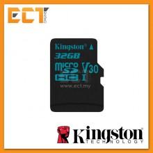 Kingston Canvas Go 32GB microSDHC Class10 UHS-I U3