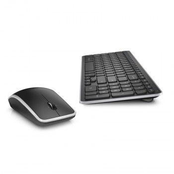 Genuine Dell KM714 Wireless Keyboard and Mouse (Combo)