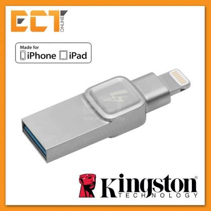 Kingston DataTraveler Bolt Duo USB 3.1 Drive For Apple Iphone & Ipad 32GB/64GB/128GB