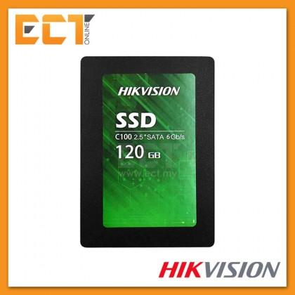 "HIKVISION C100 120GB/240GB/480GB 2.5"" SSD (R:560MB/s,W:520MB/s)"