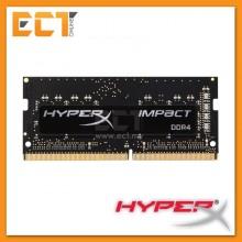 (Pre Order) Kingston Hyperx Impact Memory 4GB DDR4 SODIMM 2400MHz CL14
