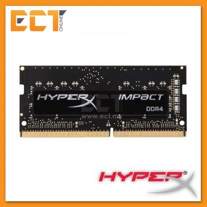 (Pre Order) Kingston Hyperx Impact Memory 8GB DDR4 SODIMM 2400MHz CL14
