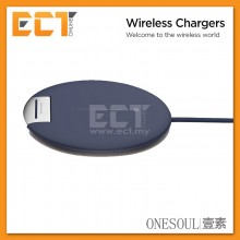ONESOUL 101 Wireless Adapter Qi Fast Charging Stand Pad (Color Option)