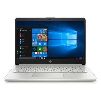"HP 14S-CF0067TX Laptop (i3-7020U 2.30Ghz,1TB,4GB,ATI 530-2GB,14"" HD,W10) - Silver"