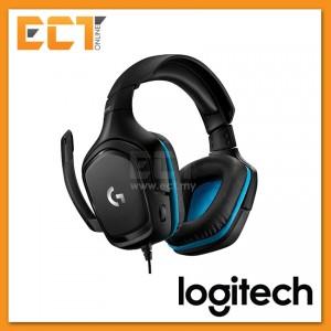 Logitech G431 Surround Sound Gaming Headset