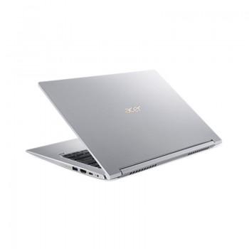 """Acer Aspire 3 SF314-55-54A3/5699 Laptop (i5-8265U 3.90GHz,256GB,4GB,14"""" FHD,W10) - Silver / Red"""